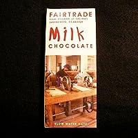 サリナス村の板チョコレート SlowWatercafe (ミルク)