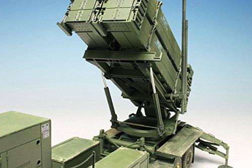 Details about Platz 1/35 MIM-104F Patriot Patriot SAM PAC-3 M901 launcher  plastic model    JP