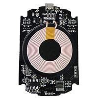 ワイヤレス充電器 PCBA回路基板 ワイヤレス充電パッド DIY 5W