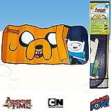 Adventure Time Finn Driving Sunshade [並行輸入品]