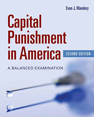 Download Capital Punishment in America: A Balanced Examination 1449605982