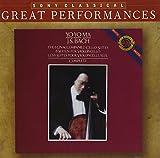 6 Unaccompanied Cello Suites: Great Performances 画像