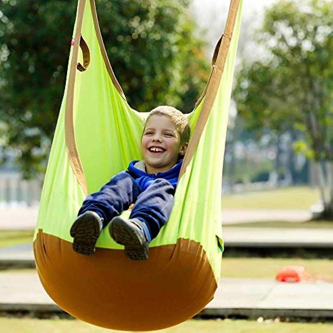 暗殺者バランス状況GzPuluz ハンモック 大人と子供全綿キャンバススイング屋外スポーツ玩具ハンモックを吊るす、サイズ:55 * 75 * 145センチメートル、ランダムカラーデリバリー