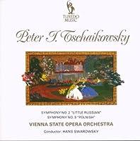 Tchaikovsky:Syms.Nos.2 & 3