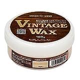 ニッペ VINTAGE WAX クリヤー 160g