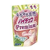森永製菓 ハイチュウプレミアム もも 35g ×10袋