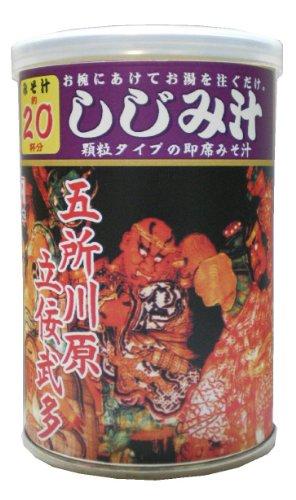かねさ ひいふうしじみ汁 祭り缶 115g