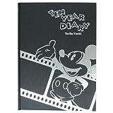 ディアカーズ 10年日記 ミッキーと仲間たち(ディズニー) 名入れあり【連用日記】 1207-G03-011