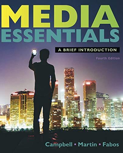 Download Media Essentials: A Brief Introduction 1319059473