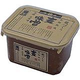 二反田醤油 長期熟成 麦味噌 500g