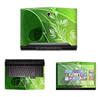 Decalrus - Protective Decal Skin skins Sticker for 2016 Alienware 17 R4 with G Sync (17.3 Screen) case cover wrap AL2016alienware17-81