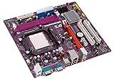 「ECS GeForce6100PM-M2」Socket AM2 NVIDIA Geforce6150SE/nForce430 MicroATX マザーボード