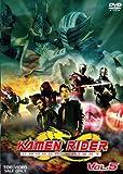KAMEN RIDER DRAGON KNIGHT VOL.5 [DVD]