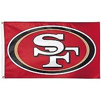 NFL San Francisco 49ers 01824115デラックスフラグ、3 ' x 5 '