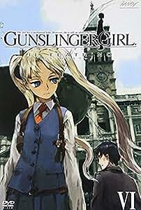 GUNSLINGER GIRL -IL TEATRINO- Vol.6【初回限定版】 [DVD]