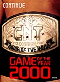 GAME OF THE YEAR 2000 CONTINUEE-BOOK PROJECT