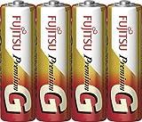 プレミアムG アルカリ乾電池 単3形 4本パック LR6プレミアム(4S)
