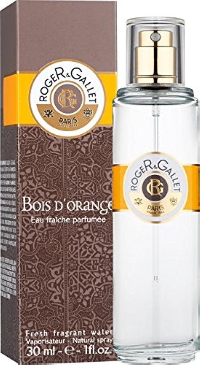 品種保存する足ロジェガレ オレンジパフューム ウォーター(ボワドランジュ オレンジツリー) 30ml ROGER&GALLET BOIS D'ORANGE FRAGRANT WATER [並行輸入品]