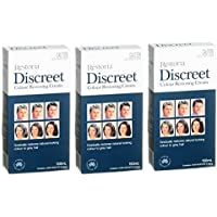 3 BOXES of Restoria Discreet Colour Restoring Cream 150ml by Fleurz [並行輸入品]