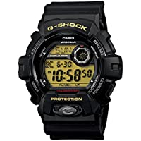 GSHOCK mens Automatic Watch, digital Display and Resin Strap G8900-1