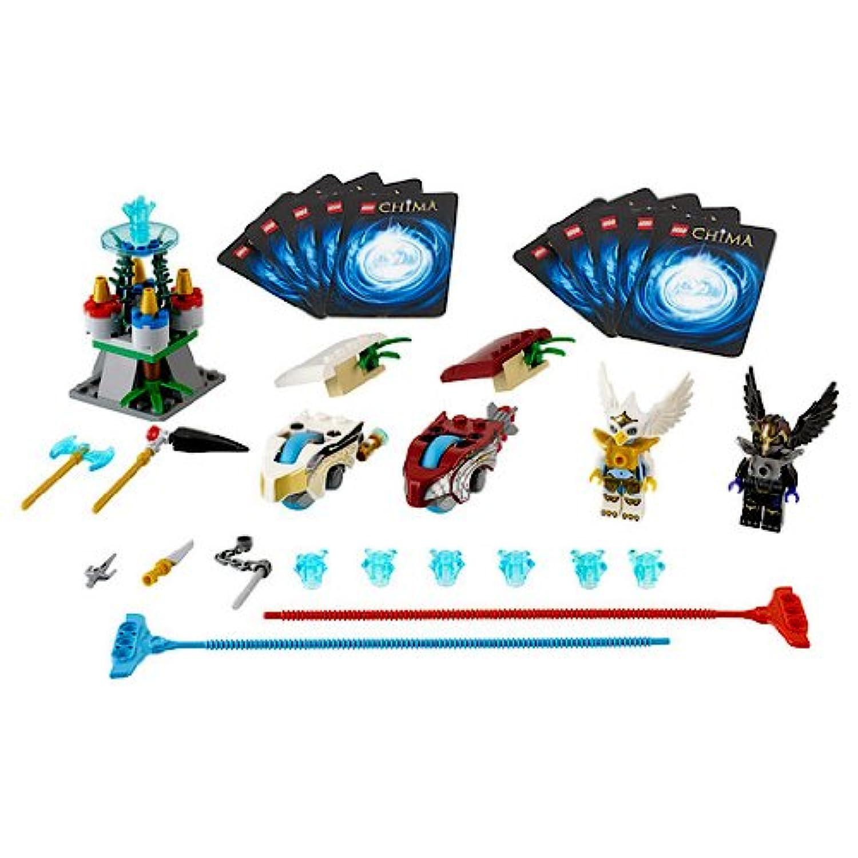 レゴ (LEGO) チーマ 空中バトル 70114