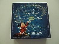 Trivial Pursuit Family Edition Disney Master Game [並行輸入品]