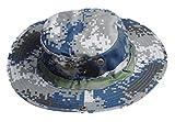 サバゲー 装備 迷彩 タクティカル ハット キャップ ブーニーハット 帽子 選べる 12色