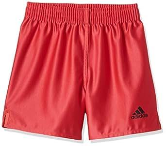(アディダス)adidas サッカーウェア ベーシック ゲームショートパンツ X5757 [キッズ] 237726 トロ/ブラック 150
