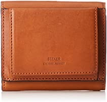 [シーカー]メンズ財布 SEEKER シーカー GROW ser. 三つ折り 財布 コンパクト ウォレット オレンジ