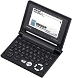 カシオ 電子辞書 エクスワード 韓国語 コンパクトモデル XD-C760 ブラック