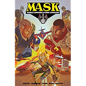 M.A.S.K.: Mobile Armored Strike Kommand, Vol. 2: Rise of V.E.N.O.M.