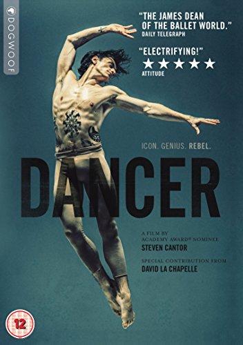 Dancer / ダンサー セルゲイ・ポルーニン (英語のみ) [PAL-UK]