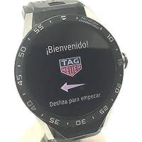 (タグホイヤー)TAG HEUER SAR8A80.FT6045 コネクテッド スマートウォッチ アンドロイド搭載 メンズ腕時計 腕時計 チタニウム/ラバーベルト メンズ 中古