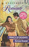 Prince Of Delights (Harlequin Romance)