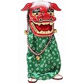 ヒロテック 踊るダンシング獅子舞Lサイズ 海外土産、店頭装飾にもオススメ 20138