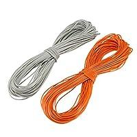uxcell ラッピングワイヤー PCBはんだワイヤ P/N DM-30-1000 30 AWG 長さ10M 2個入り