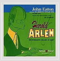Vol. 2-American Popular Song: Harold Arlen-the Won