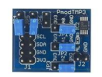 DIGILENT Pmod tmp3:温度センサー