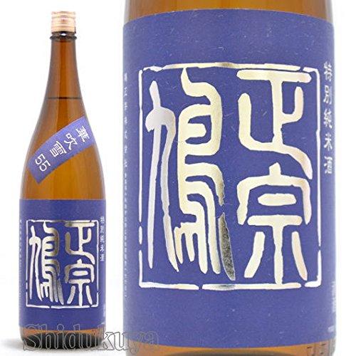 【日本酒】青森県十和田市 鳩正宗 (はとまさむね) 特別純米酒 華吹雪55 1800ml【通常便発送】