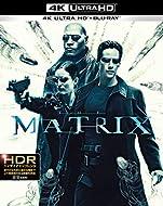 マトリックス 日本語吹替音声追加収録版  4K ULTRA HD&HDデジタル・リマスター ブルーレイ(3枚組) [Blu-ray]