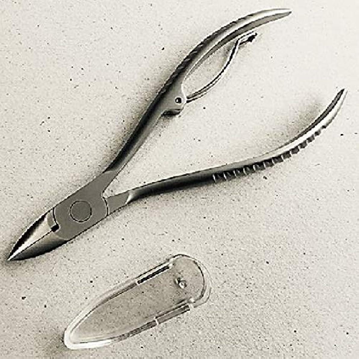 承認用量気をつけてUKAI 細刃先ニッパー爪切り