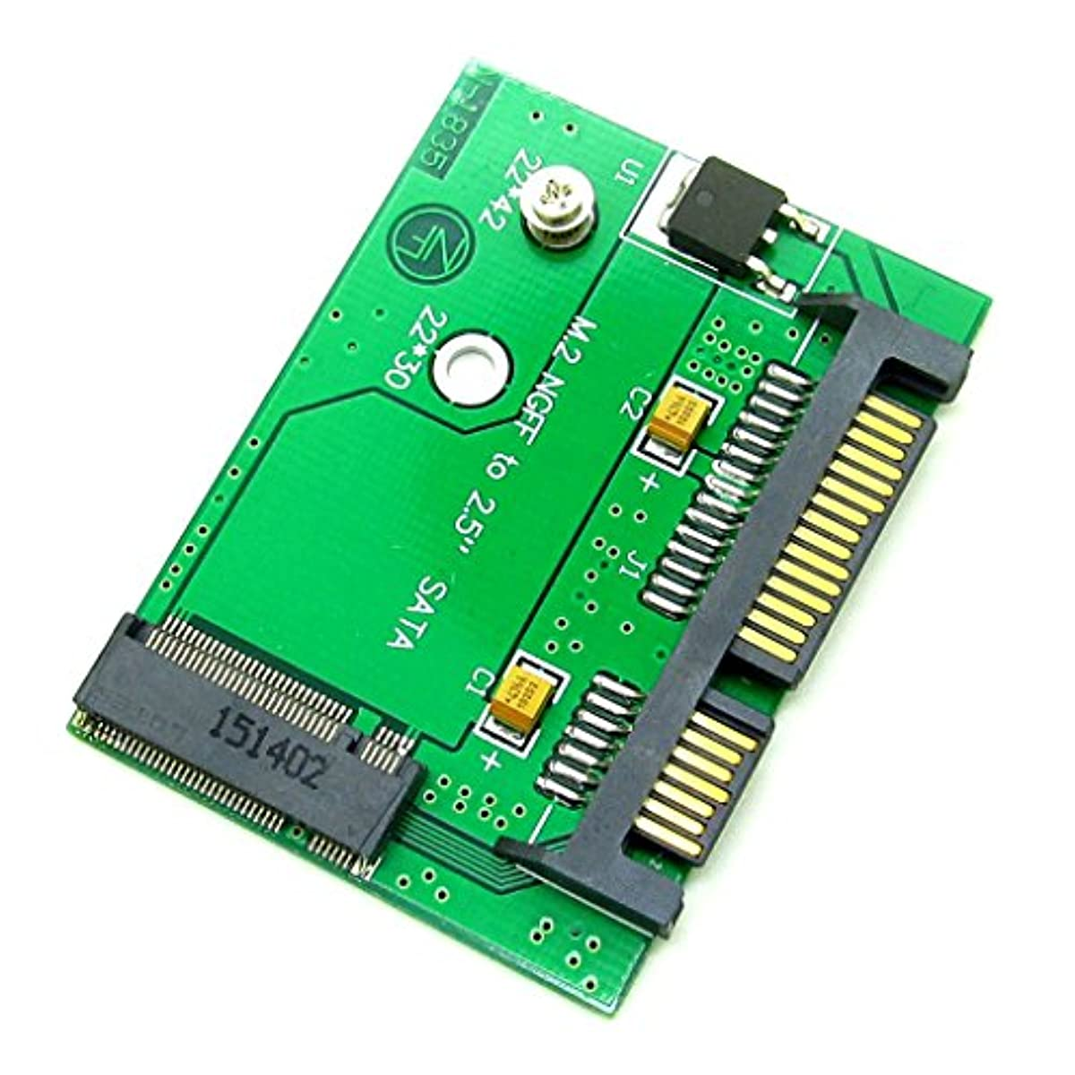 紳士気取りの、きざなすごいリベラルコンバータNGFF M。2 SSDソリッドステートドライブ2.5