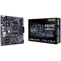ASUS AMD A320搭載 マザーボード Socket AM4対応 PRIME A320M-K【microATX】