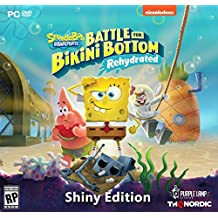 Spongebob Squarepants: Battle for Bikini Bottom - Rehydrated - Shiny Edition (PC) - PC Shiny Edition