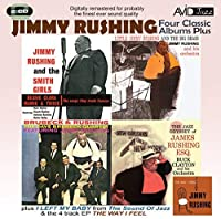 Four Classic Albums - Jimmy Rushing by Jimmy Rushing (2012-05-08)