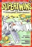 Supertwins Meet the Dangerous Dino-Robots (Scholastic Readers)