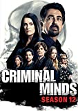 Criminal Minds: The Twelfth Season [DVD] [Import]
