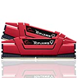 【G.skill】DDR4 2400 (PC4 19200) Ripjaws V Series F4-2400C15D 16GVR 16GB