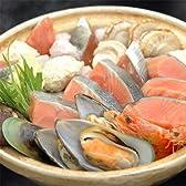[北国の味自慢・北の海鮮めぐり]ボリューム満点 石狩鍋セット【送料無料】