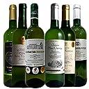 全てボルドー金賞受賞 白ワイン6本セット生産者元詰入り 贅沢飲み比べ 750ml 6本